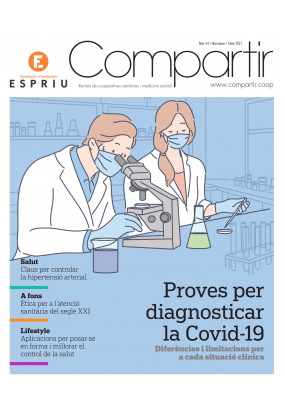 Proves per diagnosticar la Covid-19