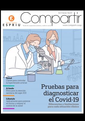 Pruebas para diagnosticar el Covid-19