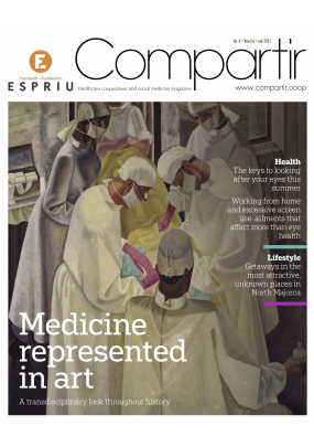 Medicine represented in art