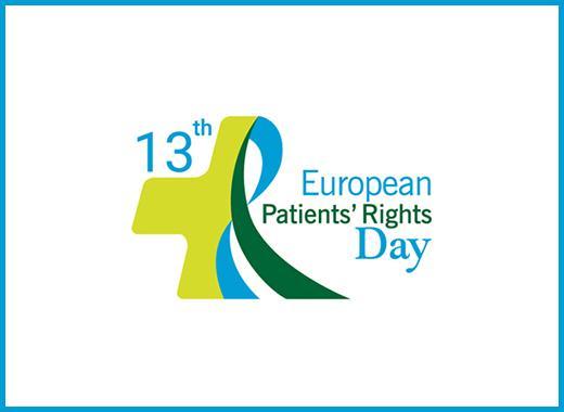 Imagen del Día Europeo de los Derechos de los Pacientes