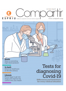Tests for diagnosing Covid-19