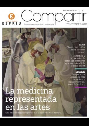 La medicina representada en las artes