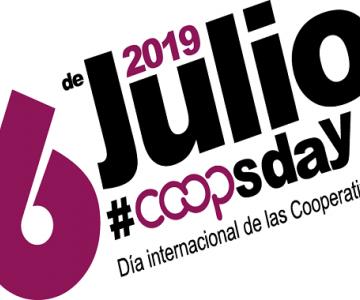 Logotipo oficial del #coopsday 2019